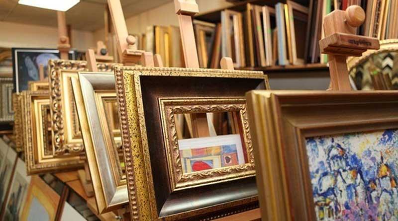 советы по оформлению картин в багет